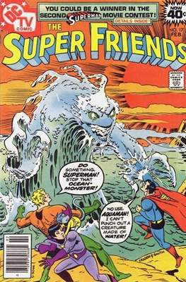 Super Friends Vol.1 (1976-1981) (Grapa, 32 págs.) #17