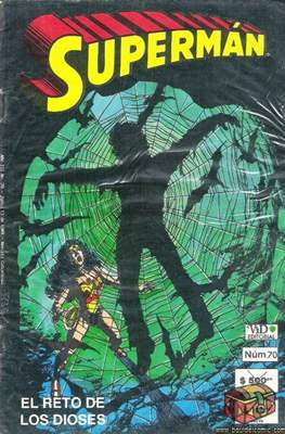 Superman Vol. 1 (Grapa. 1986-2001) #70