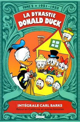 La Dynastie Donald Duck. Intégrale Carl Barks #2