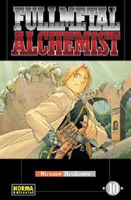 Fullmetal Alchemist (Rústica con sobrecubierta) #10