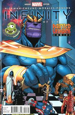 Infinity (2013-2014 Variant Cover) #1.13
