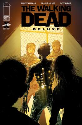 The Walking Dead Deluxe (Variant Cover) #13