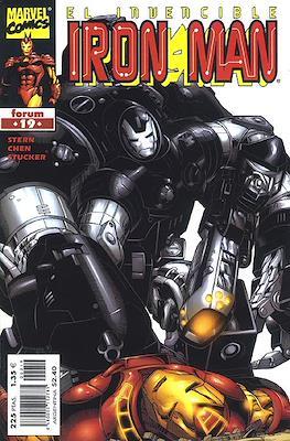 Iron Man Vol. 4 (1998-2000) (Grapa 24 pp) #19