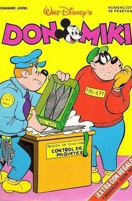 Don Miki (Rústica encolado 96-80 pp) #237