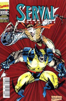 Serval / Wolverine Vol. 1 (Agrafé) #33