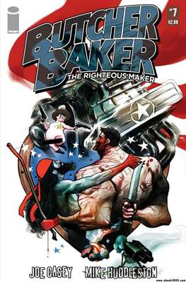 Butcher Baker The Righteous Maker (Comic Book) #7