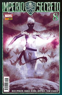 Imperio Secreto (Portadas Alternativas) (Grapa) #8