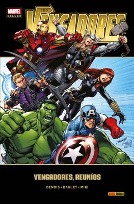 Los Vengadores. Marvel Deluxe (Cartoné 144-320 pp) #6