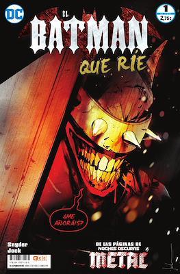 El Batman que ríe (Grapa 32 pp) #1