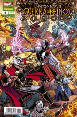 Universo Marvel: La Guerra de los Reinos #1