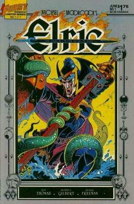 Elric: Sailor on the Seas of Fate (Comic Book) #1