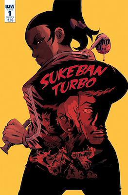 Sukeban Turbo (Comic Book) #1