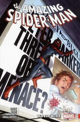 The Amazing Spider-Man: Worldwide (Softcover 112-176 pp) #7