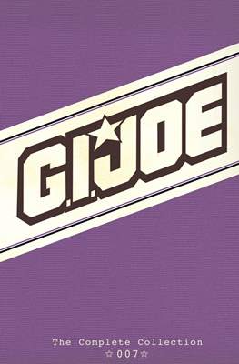 G.I. Joe: The Complete Collection (Hardcover 300-356 pp) #7
