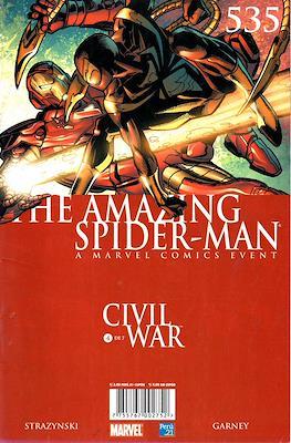 The Amazing Spider-Man (Grapas) #535