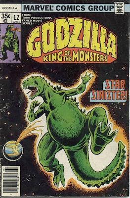 Godzilla King of the Monsters (Grapa) #12