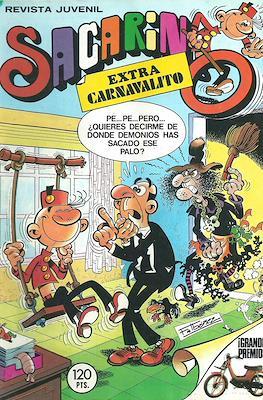 Extras numerados (1982-1985) (Grapa) #51