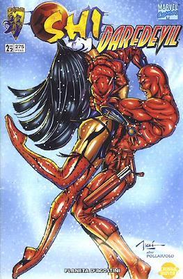 Daredevil / Shi. Línea Crossover (Grapa 32 pp) #2
