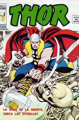 Thor Vol. 2 (Grapa. 56 pp. 1974-1980) #24