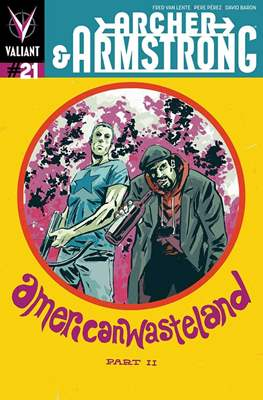 Archer & Armstrong (Comic Book) #21