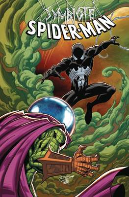 Symbiote Spider-Man (2019 - Variant Covers) (Comic Book) #2