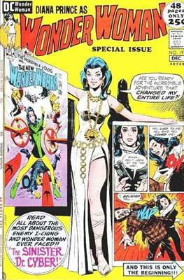 Wonder Woman Vol.1 (Comic Book) #197