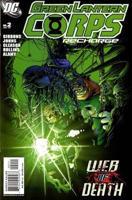 Green Lantern Corps: Recharge (2005-2006) #2