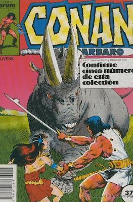 Conan el Bárbaro Vol.1 #30