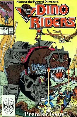 Dino Riders (Grapa) #1