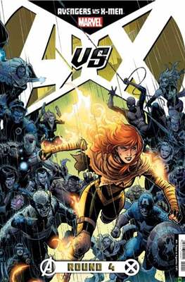 Avengers vs X men (Grapa) #4