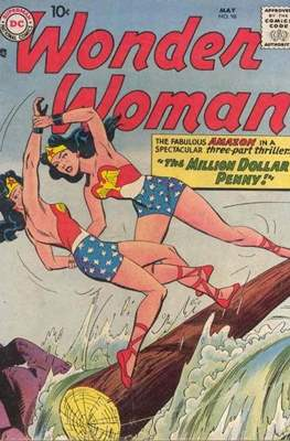 Wonder Woman Vol.1 (1942-1986; 2020-) (Comic Book) #98