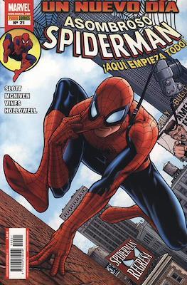Spiderman Vol. 7 / Spiderman Superior / El Asombroso Spiderman (2006-) (Rústica) #21