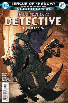 Detective Comics Vol. 1 (1937-2011; 2016-) (Comic Book) #953