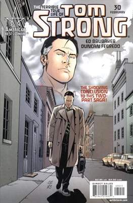 Tom Strong (Comic Book) #30