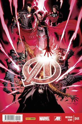 Los Nuevos Vengadores Vol. 2 (2011-2017) (Grapa 32 pp) #44