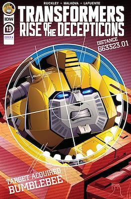 Transformers (2019) (Comic Book) #19