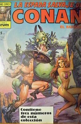 La Espada Salvaje de Conan - Álbum especial #5