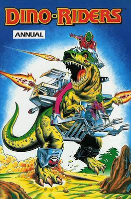 Dino-Riders Annual