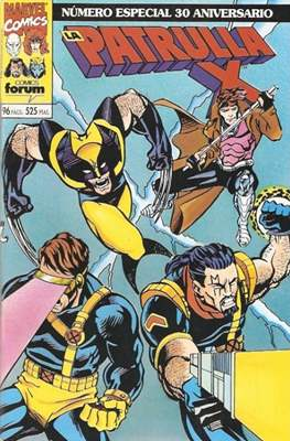 La Patrulla X Vol. 1 Especiales (1986-1995) (Grapa 64 pp) #15