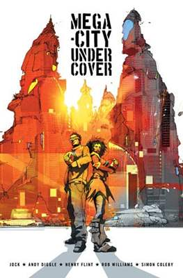 Mega-City Undercover (Hardcover) #1