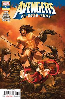 Avengers: No Road Home (Comic Book) #6