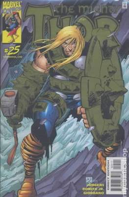 The Mighty Thor (1998-2004) #25