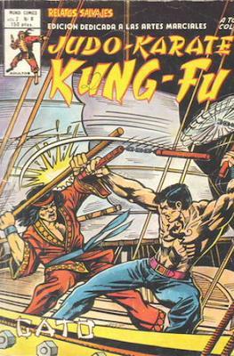 Relatos salvajes: Artes marciales Judo - Kárate - Kung Fu Vol. 2 #8