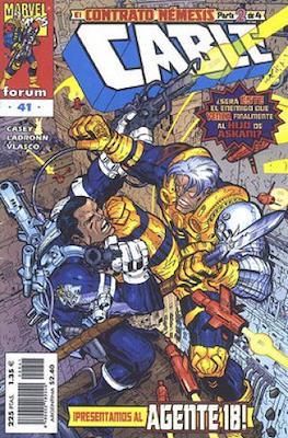 Cable Vol. 2 (1996-2000) (Grapa 24 pp) #41