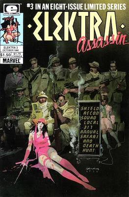 Elektra: Assassin (Comic Book) #3