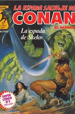 Super Conan. La Espada Salvaje de Conan (Cartoné 1ª Edición.) #3