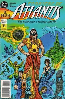 Crónicas de Atlantis (Grapa 56 pp) #1