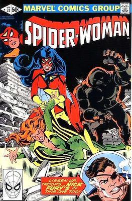 Spider-Woman (Vol. 1 1978-1983) (Comic Book) #37