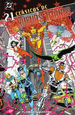 Nuevos Titanes. Clásicos DC (2005-2010) (Rústica 80-128 pp) #21