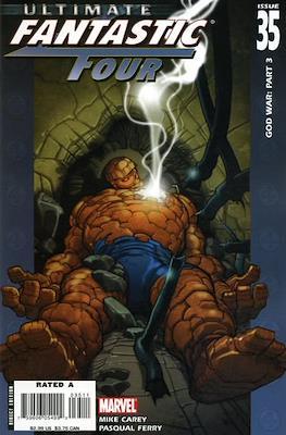Ultimate Fantastic Four (Comic-Book) #35